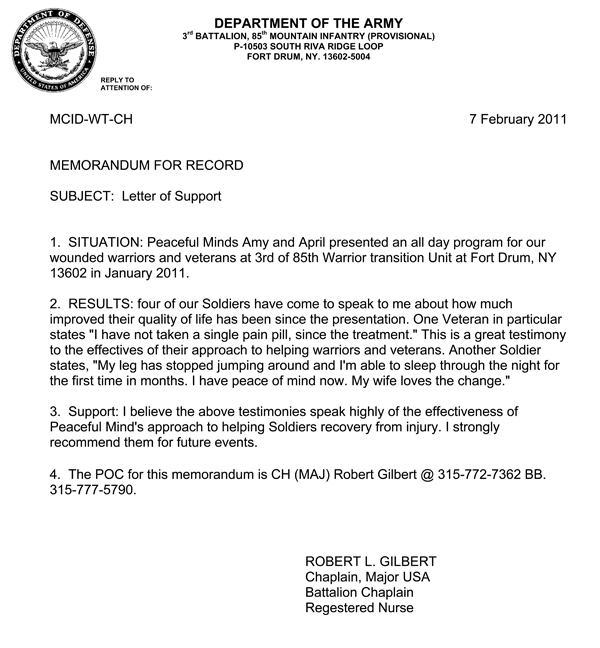 Air Force Recommendation Letter Sample Air Force Officer