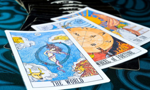 Card Readings and Energy Work